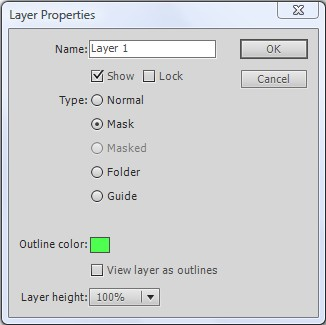 Properties Layer